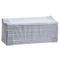 Pojedyncze ręczniki papierowe Merida Classic, 1 warstwa, makulatura szara - 20 bind