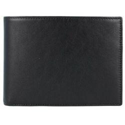 Esquire Premium Portfel skórzany 12 cm schwarz ZAPISZ SIĘ DO NASZEGO NEWSLETTERA, A OTRZYMASZ VOUCHER Z 15% ZNIŻKĄ