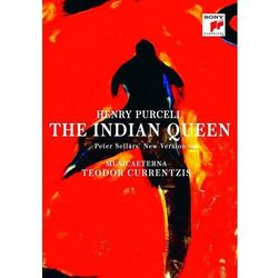 Purcell: The Indian Queen (DVD) - Teodor Currentzis DARMOWA DOSTAWA KIOSK RUCHU