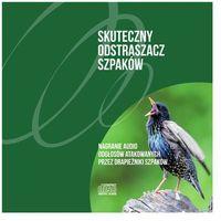 Środki na szkodniki, Płyta CD. Odstraszacz ptaków. Odstraszanie szpaków.
