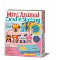 Kreatywne dla dzieci, Mini świeczki-zwierzęta