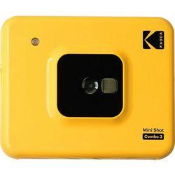 KODAK aparat natychmiastowy Mini Shot Combo 3 Yellow (C300Y)