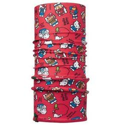 Komin Polar Buff Junior Hello Kitty FOODIE RED - Czerwony \ FOODIE RED