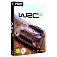 Gry PC, WRC FIA World Rally Championship 5 (PC)