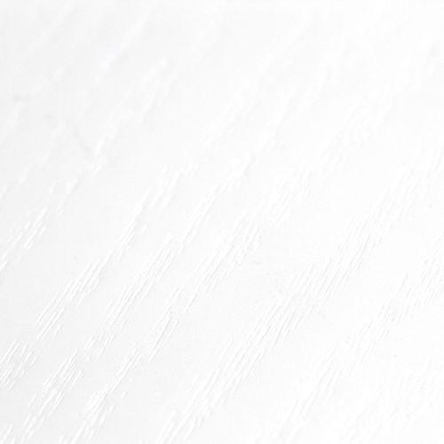 Półki, BIAŁA PÓŁKA NAŚCIENNA WISZĄCA SALIENTO 50 CM - 50 cm