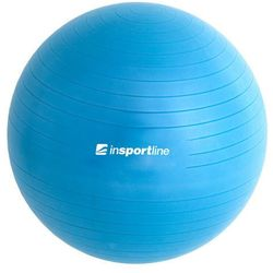 inSPORTline Top Ball 65 cm - IN 3910-3 - Piłka fitness, Niebieska - Niebieski