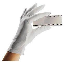 Rękawice bawełniane gładkie rozm 7