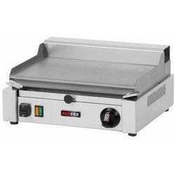 Płyta grillowa elektryczna | gładka | 370x240mm | 1500W | 1500W | 410x310x(H)200mm