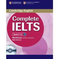 Książki do nauki języka, Complete IELTS Bands 5-6.5. Ćwiczenia bez Klucza + CD (opr. miękka)