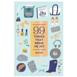 99 Things That Bring Me Joy (Guided Journal) (opr. miękka)