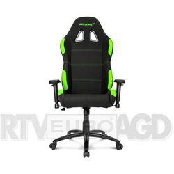 Akracing Gaming Chair K7012 (czarno-zielony)