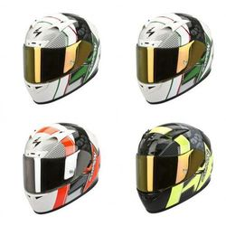 SCORPION KASK EXO-710 AIR CRYSTAL