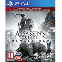 Gry na PS4, Assassin's Creed 3 Remastered (PS4)