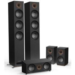 Zestaw głośników JAMO S-809 HCS Czarny + DARMOWY TRANSPORT!
