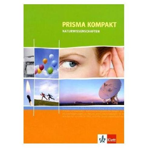 Pozostałe książki, Prisma kompakt - Naturwissenschaften, 7.-10. Schuljahr Ganz, Günter