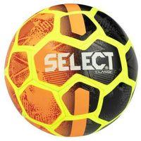Piłka nożna, SELECT piłka FB Classic rozm. 4 pomarańczowo - czarna