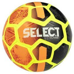 SELECT piłka FB Classic rozm. 4 pomarańczowo - czarna