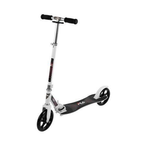Hulajnogi, Hulajnoga FILA Scooter 200 Biało-czarny