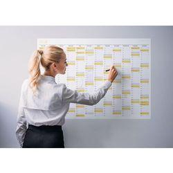 Planer suchościeralny kalendarz ścienny 2018 samoprzylepny 100x70 B1