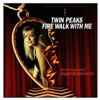 Pozostała muzyka rozrywkowa, Twin Peaks - Fire Walk With Me (OST) - Soundtrack (Płyta CD)