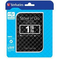 Dysk zewnętrzny Verbatim 1TB Store 'n' Go 2.5