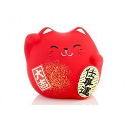 Figurka Maneki Neko - Praca