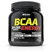 Aminokwasy, Aminokwasy Olimp BCAA XPLODE ENERGY - 500 g