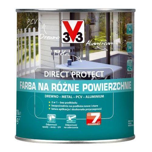 Farby, Farba na różne powierzchnie V33 Direct Protect papryka 0,75 l