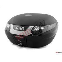Kufry i bagażniki motocyklowe, Kufer Givi E55NT Tech Maxia III (czarny, 55 litrów)