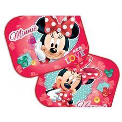 Zasłonki Przeciwsłoneczne Boczne Myszka Minnie Disney