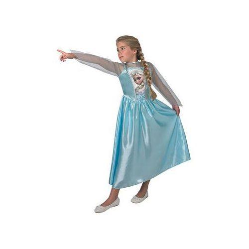 Przebrania dziecięce, Kostium Frozen - Elsa - 9-10 lat