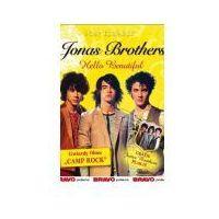 Książki dla dzieci, JONAS BROTHERS HELLO BEAUTIFUL (opr. twarda)