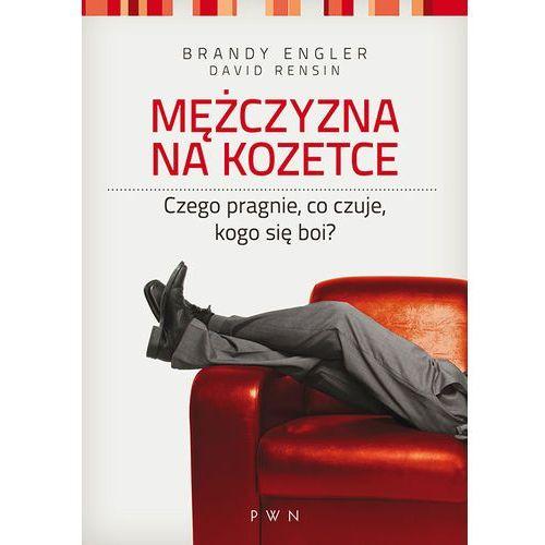Książki popularnonaukowe, Mężczyzna na kozetce (opr. miękka)