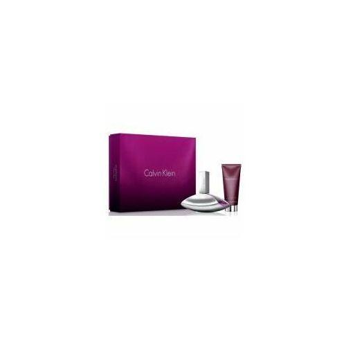 Zestawy zapachowe damskie, Calvin Klein Euphoria, zestaw: perfumy edp 100ml + 100ml balsam do ciała (W)