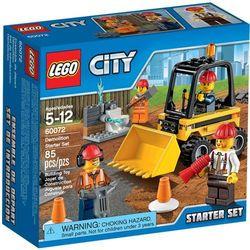 Lego CITY Wyburzanie- zestaw startowy 60072