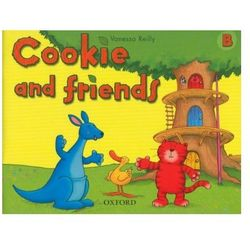 Cookie and friends B: Classbook (opr. miękka)