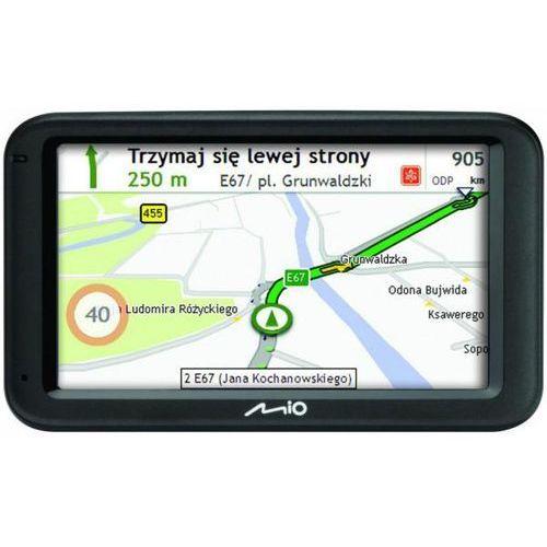 Nawigacja samochodowa, MIO M610 EU