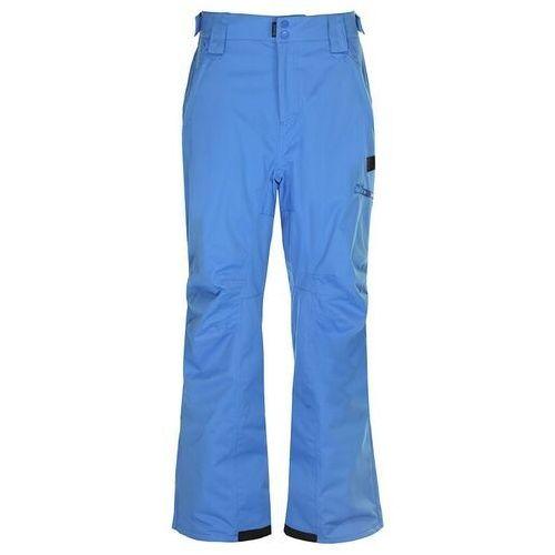 Odzież do sportów zimowych, spodnie BENCH - Orbitor Mid Blue Bl068 (BL068)