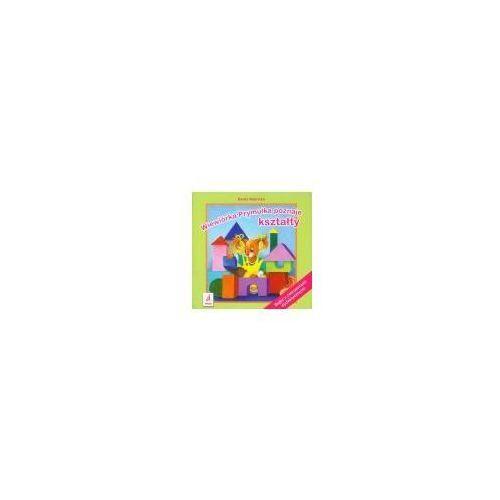 Książki dla dzieci, Wiewiórka Prymulka poznaje kształty (opr. miękka)