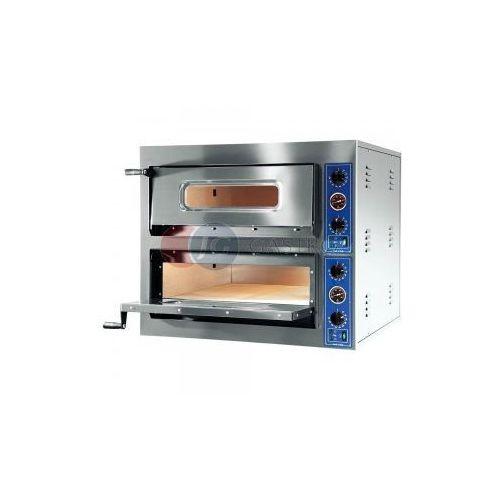 Piece i płyty grzejne gastronomiczne, Piec do pizzy 2-komorowy 2x4x36cm X-line GGF 781422