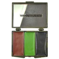 Mil-Tec Farba Maskująca Pudełko 3 Kolory Woodland
