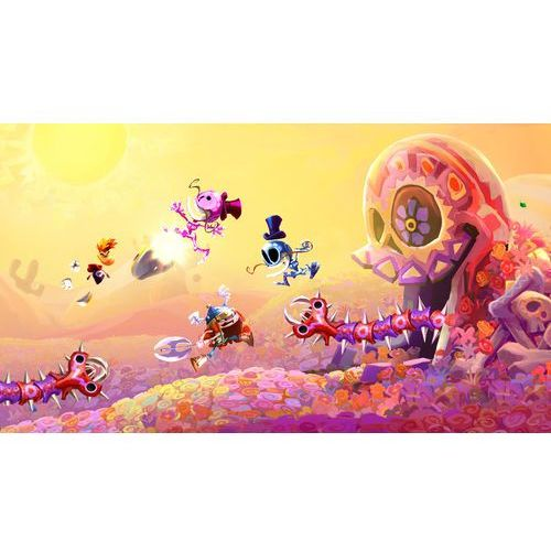 Gry na PS3, Rayman Legends (PS3)