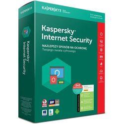 Licencja BOX Kaspersky Internet Security - multi-device 2 stanowiska 1 rok plus PROMO 2 Android