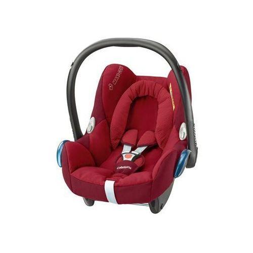Foteliki grupa 0+, Fotelik samochodowy 0-13 kg Maxi-Cosi Cabrio Fix robin red