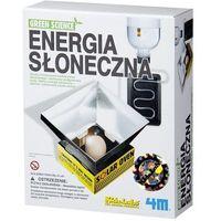 Kreatywne dla dzieci, Green Science Energia słoneczna