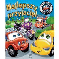 Książki dla dzieci, Samochodzik Franek Najlepszy przyjaciel (opr. miękka)