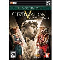 Gry na PC, Civilization 5 Bogowie i Królowie (PC)