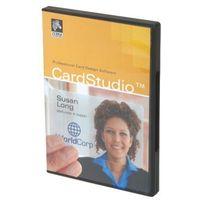 Pozostałe oprogramowanie, Program do wydruku kart Zebra CardStudio 2.0