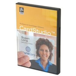 Program do wydruku kart Zebra CardStudio 2.0