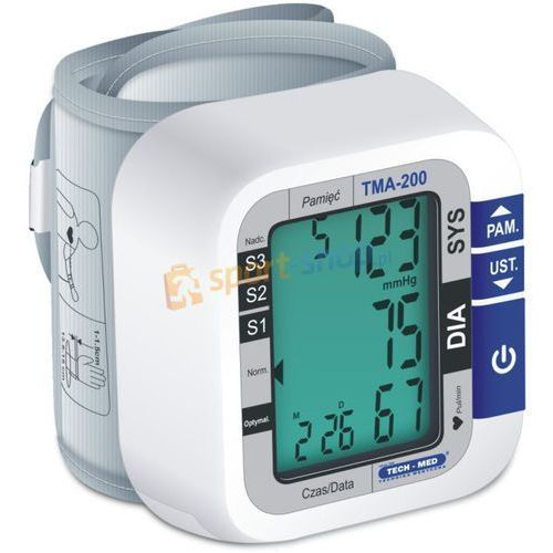 Ciśnieniomierze, Tech-Med TMA-200